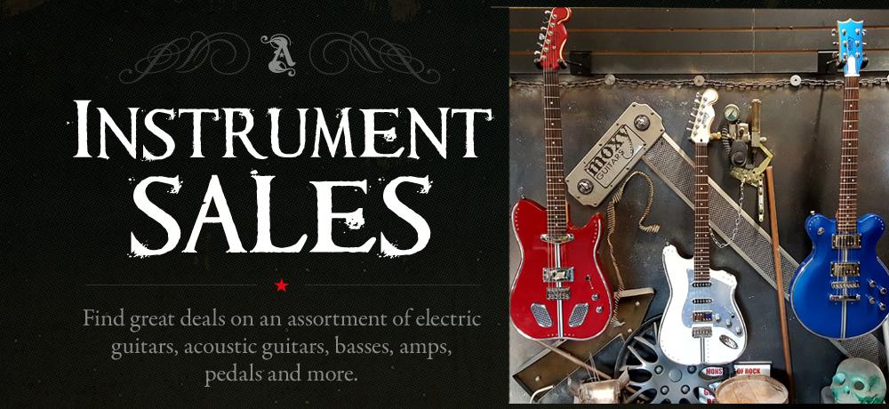 Moxy Guitars