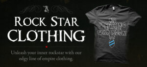 Rock Star Clothing Slider