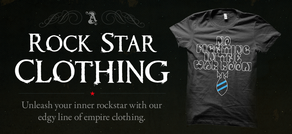 Rock Star Clothing