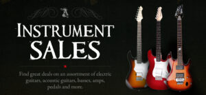 Instrument Sales Slider