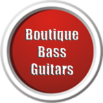 Button boutique bass guitar copy