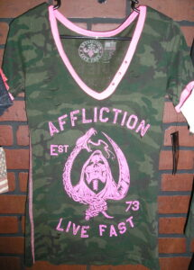 Affliction for Women