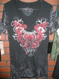 Sinful by Affliction